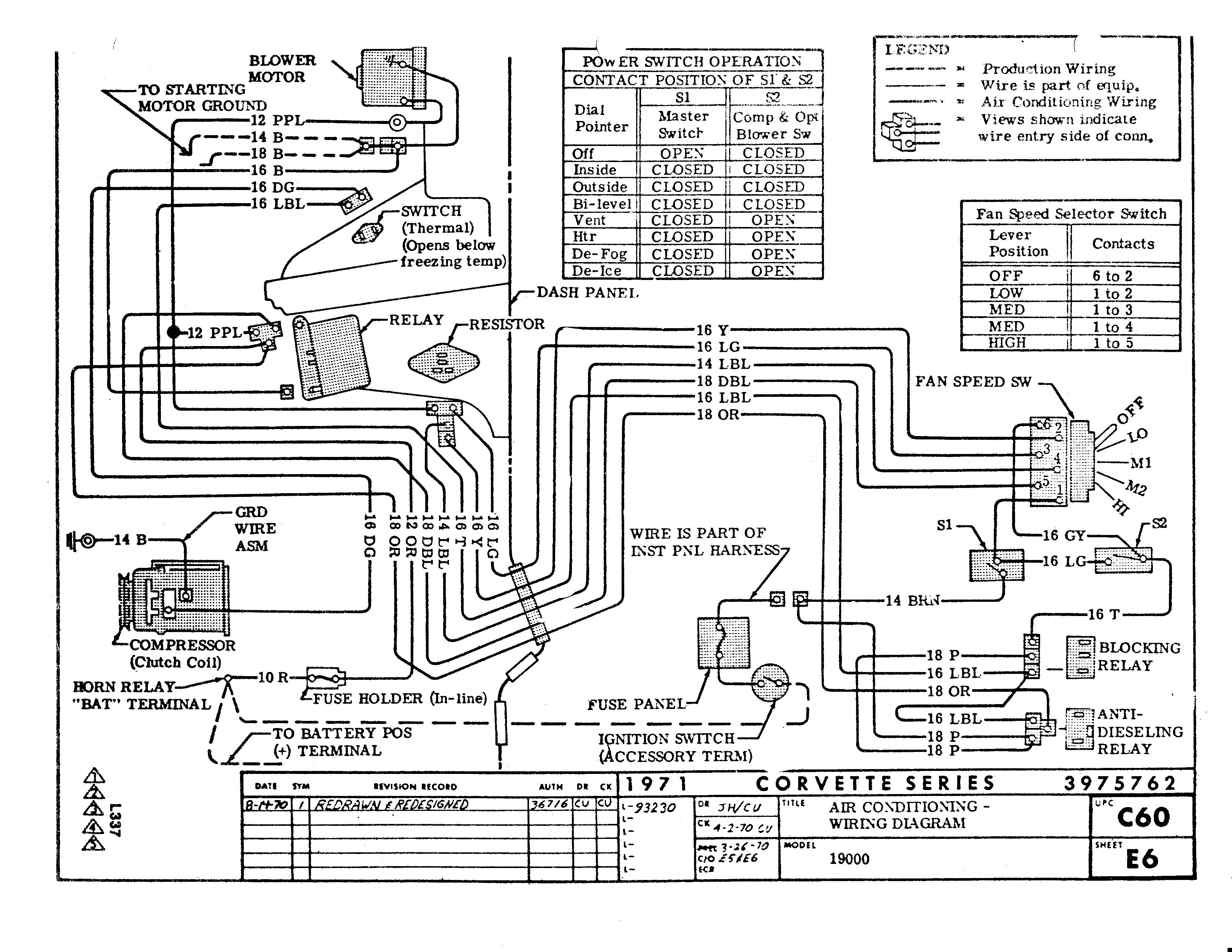 Diagram Corvette Ac Wiring Diagram Full Version Hd