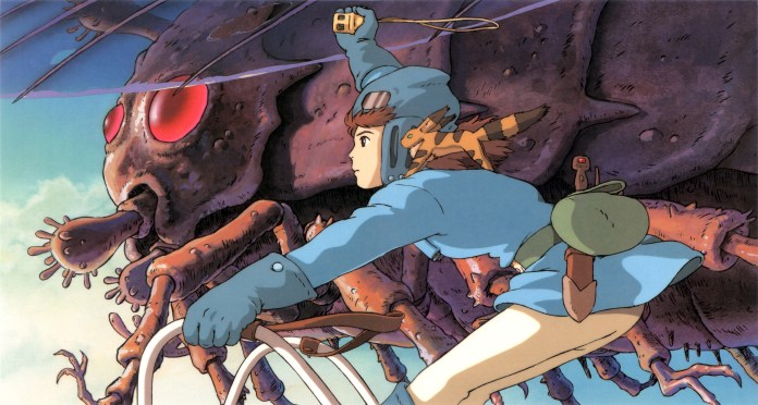 Image result for nausicaa of the valley