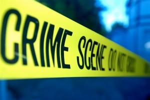 """Though one won't find crime tape around an archaeological site, these two disciplines have many similarities (""""Crime-scene-tape"""")."""