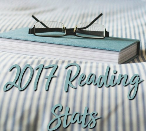 2017 Reading Stats | Pages and Pekoe