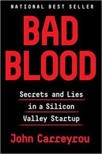 True Crime Books for Murderinos - Bad Blood