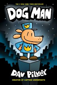 Fun Book Series for Early Readers - Dog Man || Pages and Pekoe