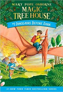 Fun Book Series for Early Readers - Magic Tree House || Pages and Pekoe