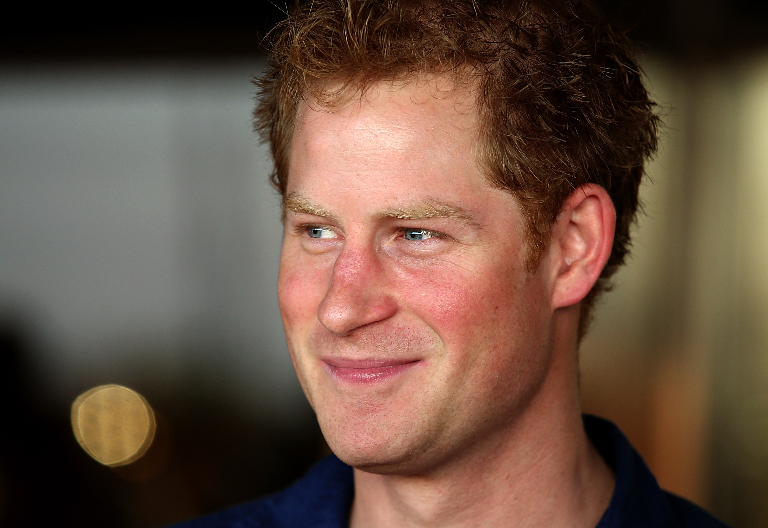 Prince Harry On Nude Pics: Too Much Army, Not Enough