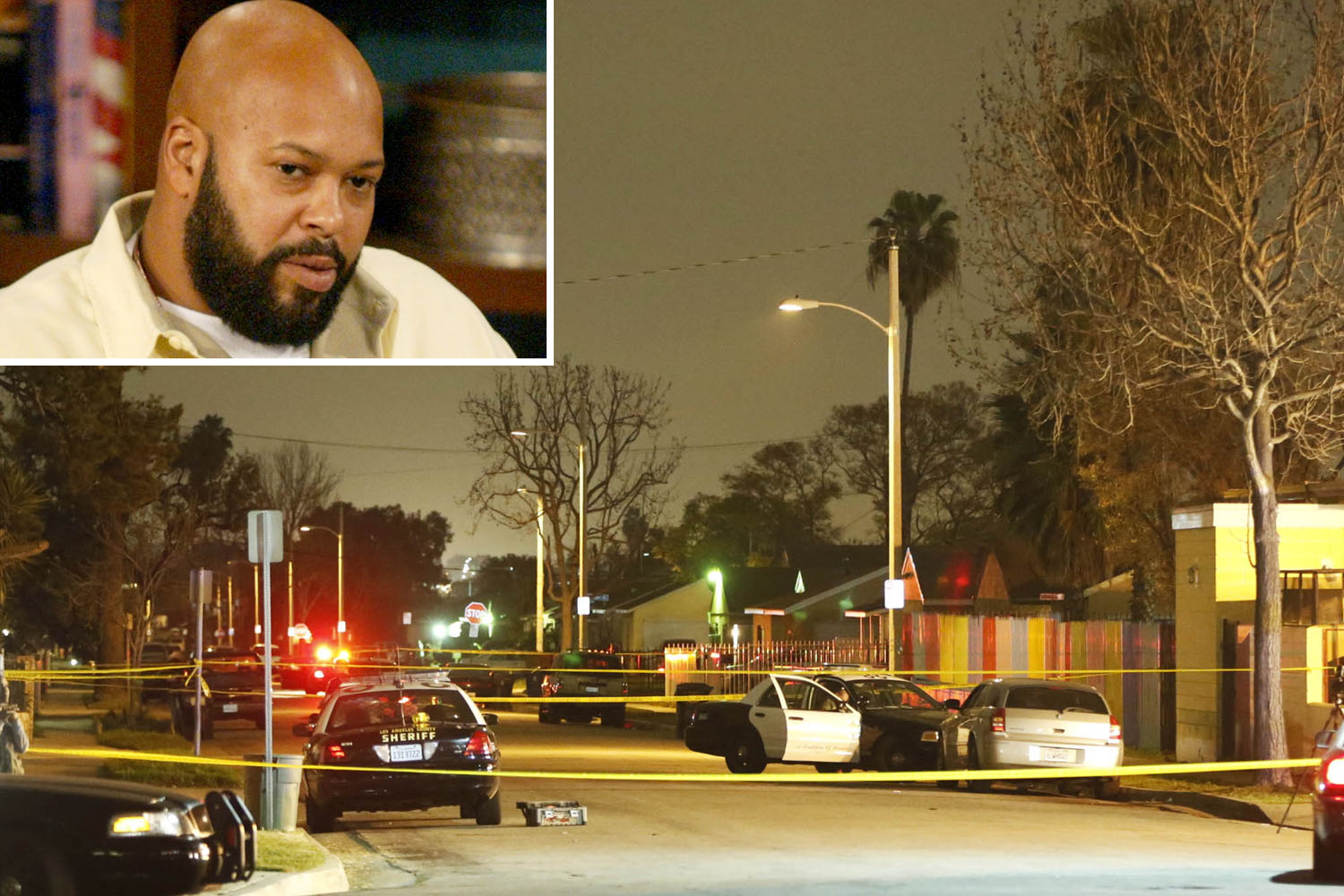 Attorney: Suge Knight behind the wheel in fatal crash  Page Six