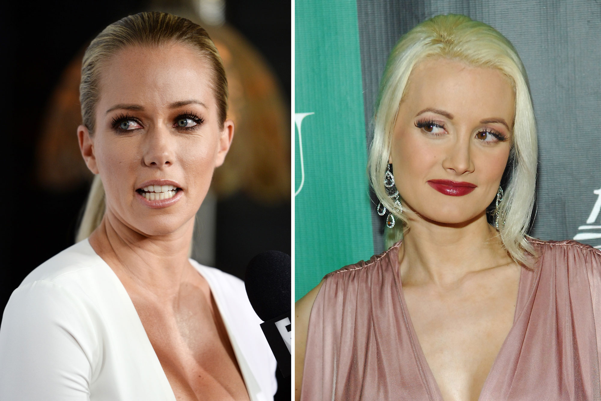 Kendra Wilkinson Slams Holly Madison She Was Hef S Clean Up Girl Page Six