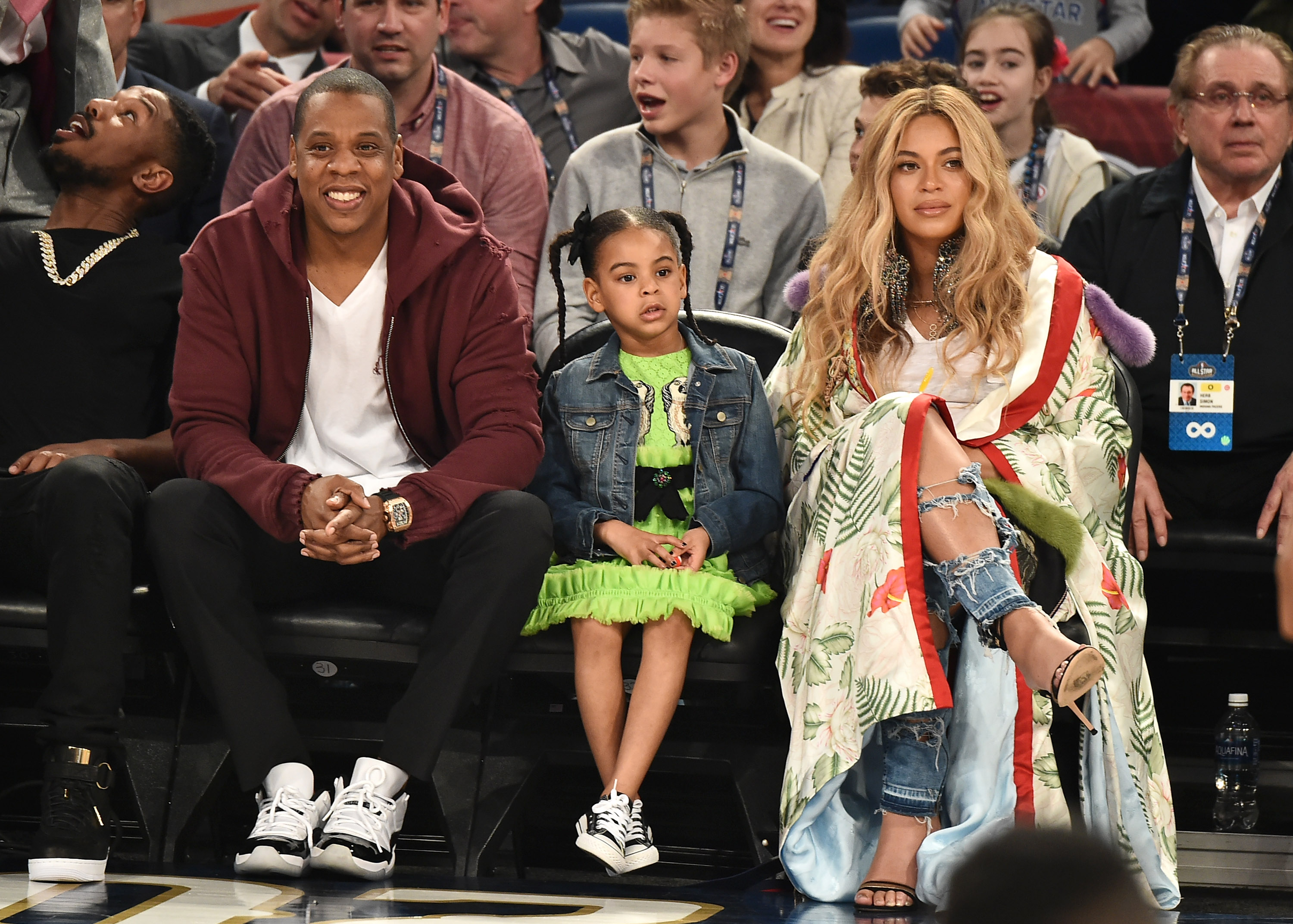 Jay Z Reveals The Inspiration Behind Their Kids Names Page Six