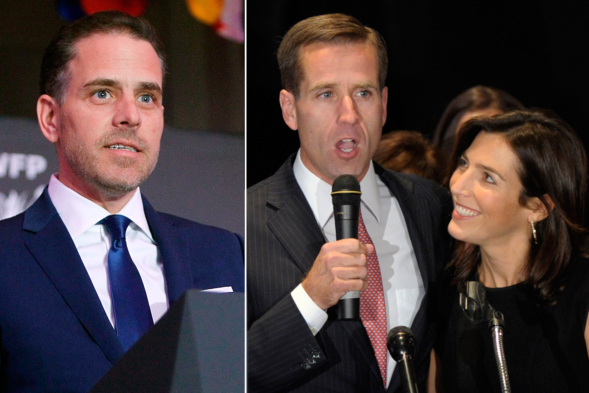 Beau Biden S Widow Having Affair With His Married Brother Page Six