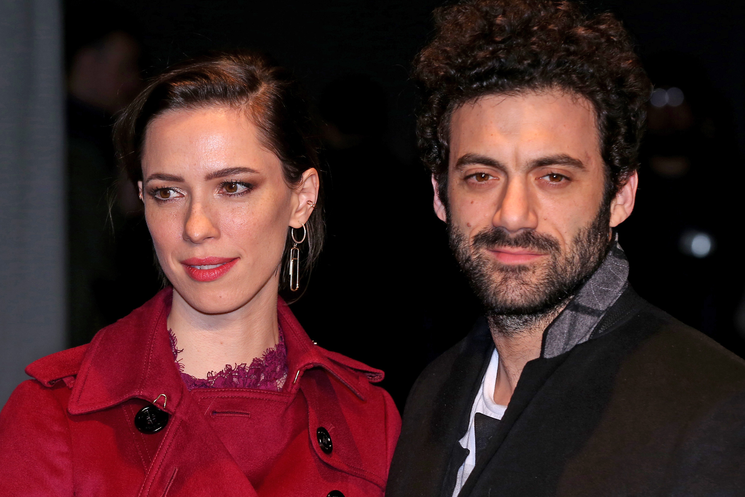 Rebecca Hall with Boyfriend Sam Mendes
