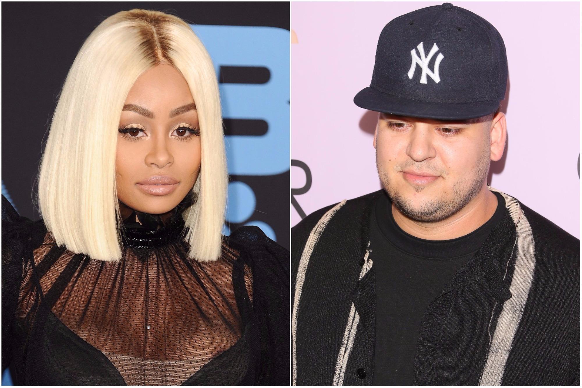 Rob Kardashians Attempt to Dismiss Blac Chyna Lawsuit