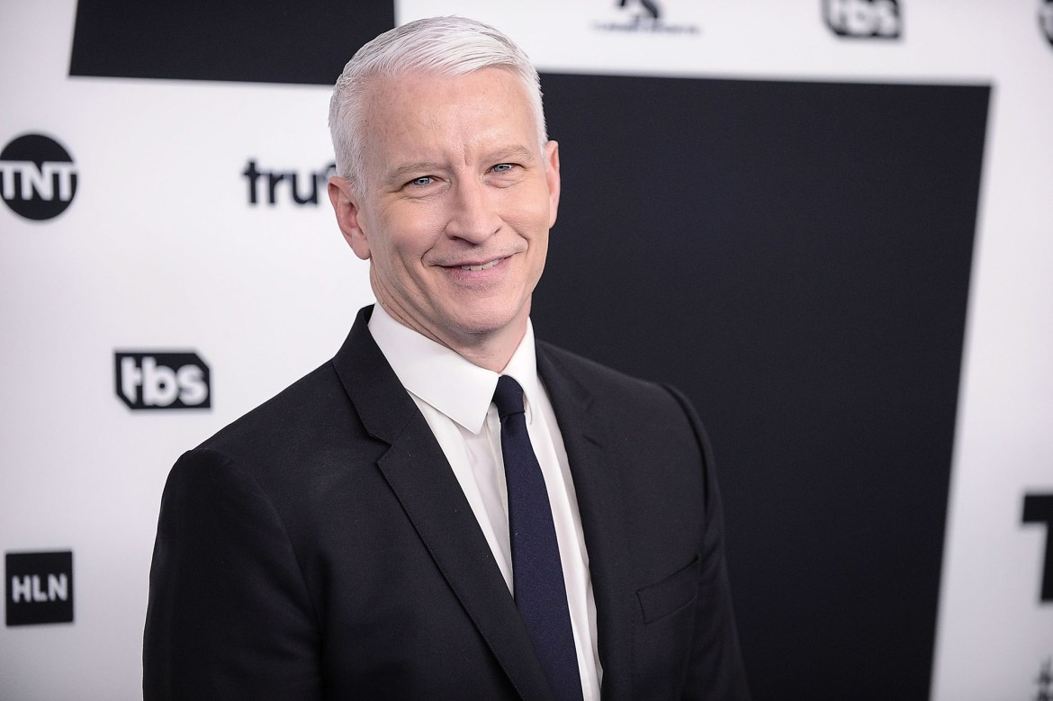 Anderson Cooper knew he was gay at 7 years old 1