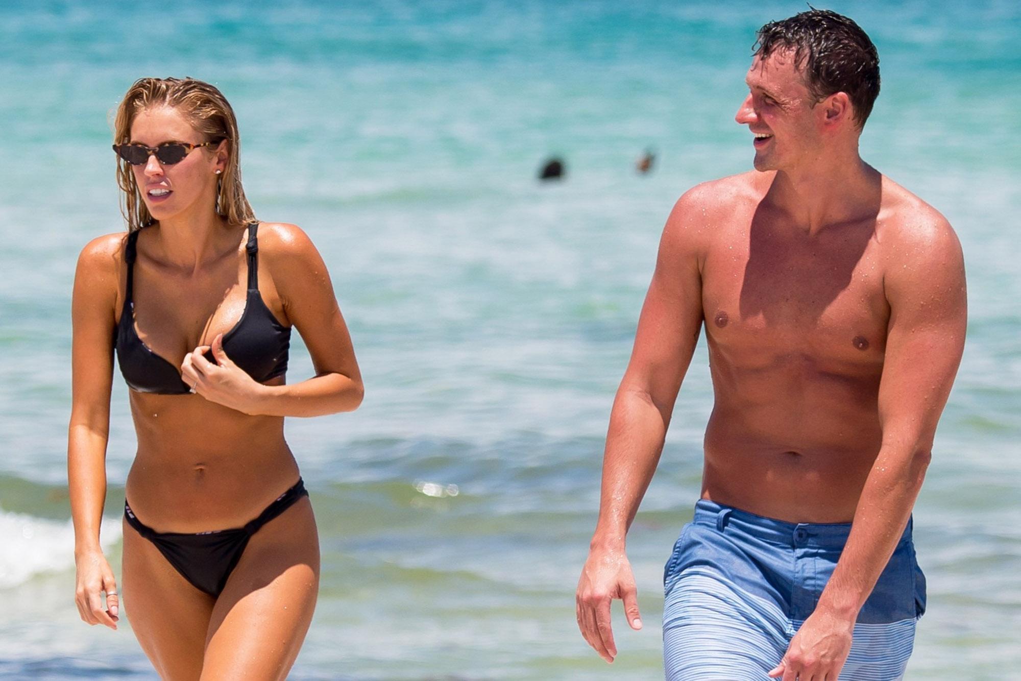 Kayla Rae Reid Ryan Lochte S Wife Wants To Be A Swimsuit Model