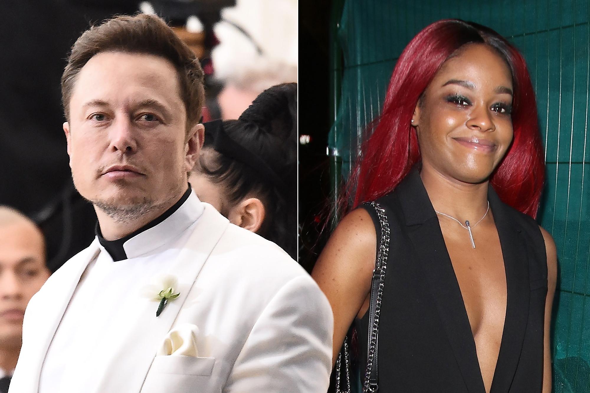 Elon Musk says he has never met Azealia Banks