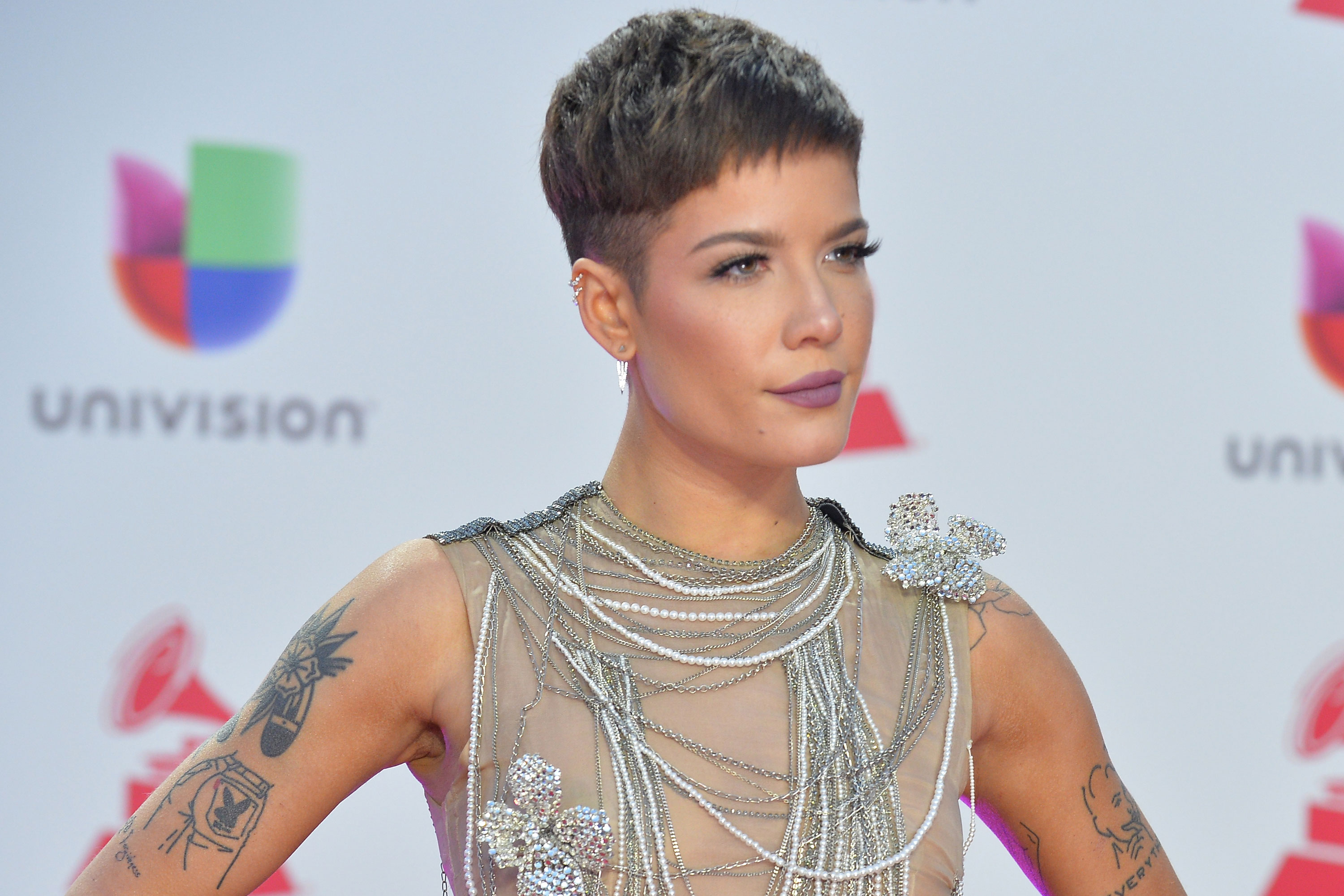"""Halsey Says Her Unborn Baby is a """"Mini Human."""" But She's OK With Killing Other Babies in Abortions"""
