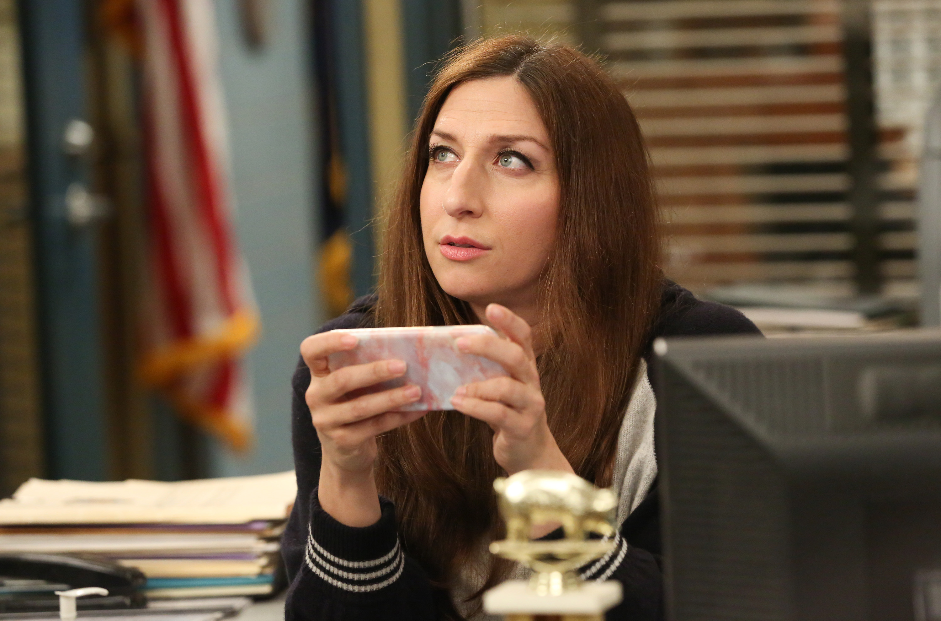 Chelsea Peretti says 'it wasn't fully my decision' to ...