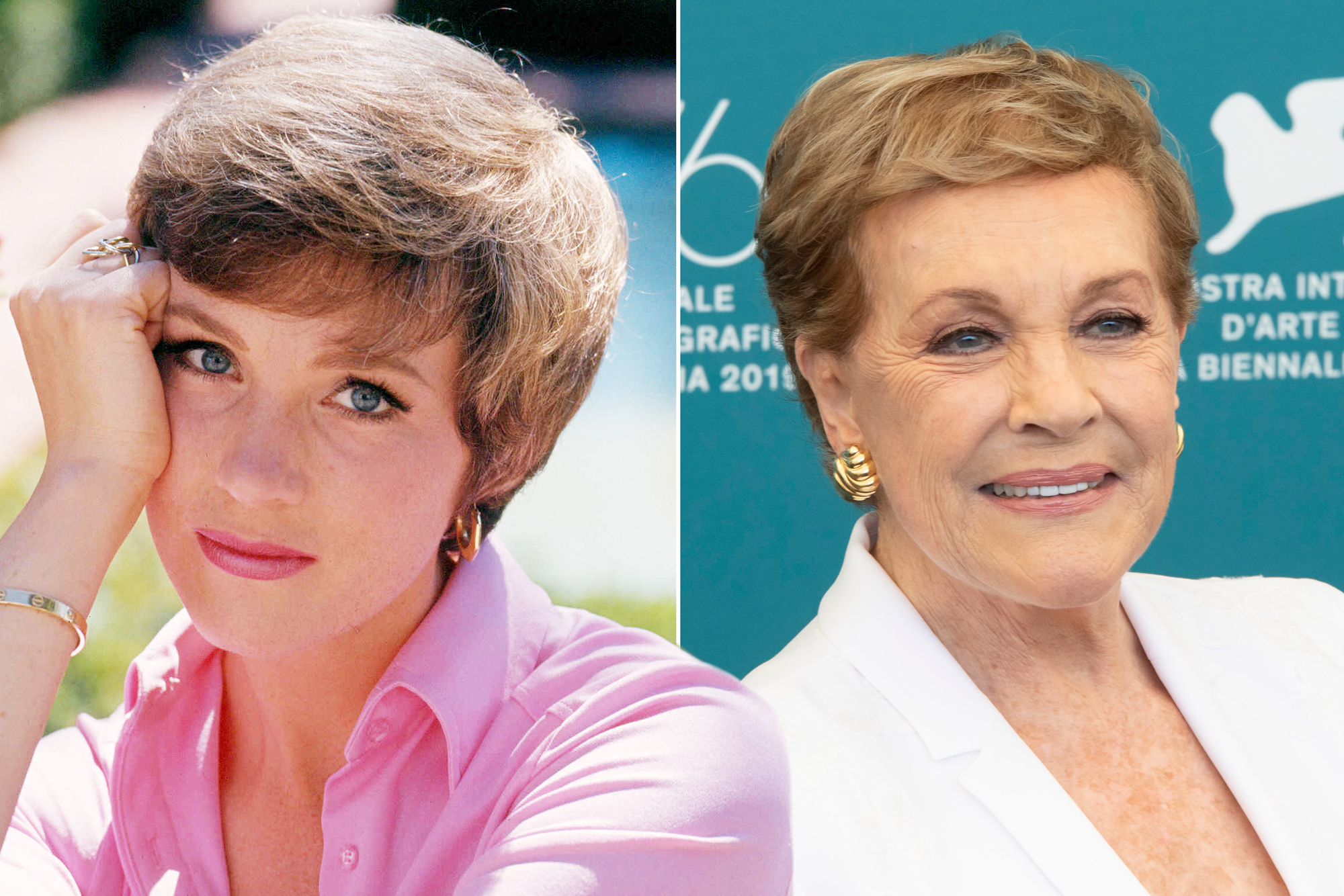 Julie Andrews is ageless at 84 | Page Six
