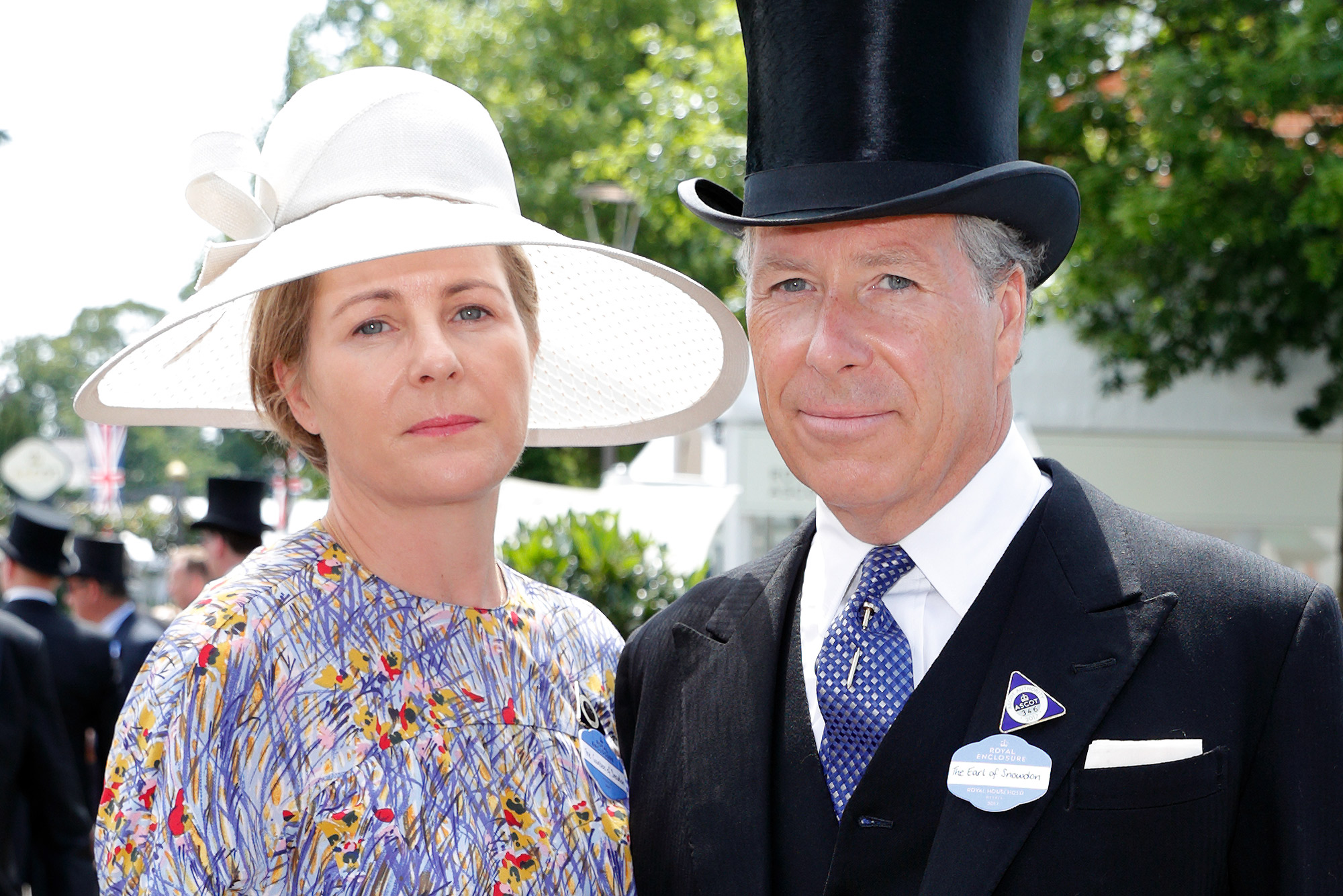 Another Royal Split Princess Margaret S Son And Wife To Divorce