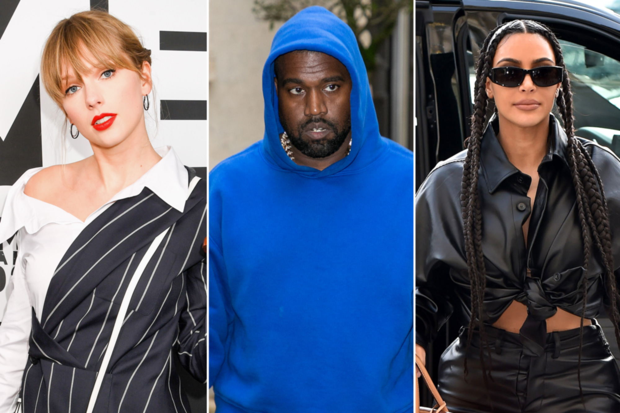 Taylor Swift Uses Leaked Kanye West Call To Solicit Coronavirus Aid