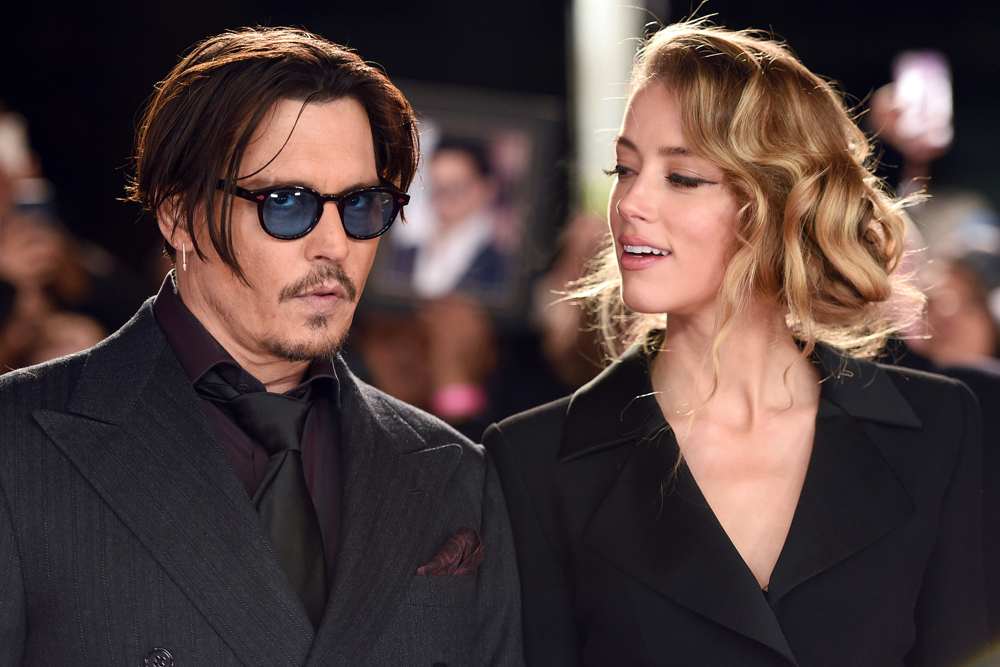 Amber Heard Johnny Depp Trying To Weasel Out Of Trial Date