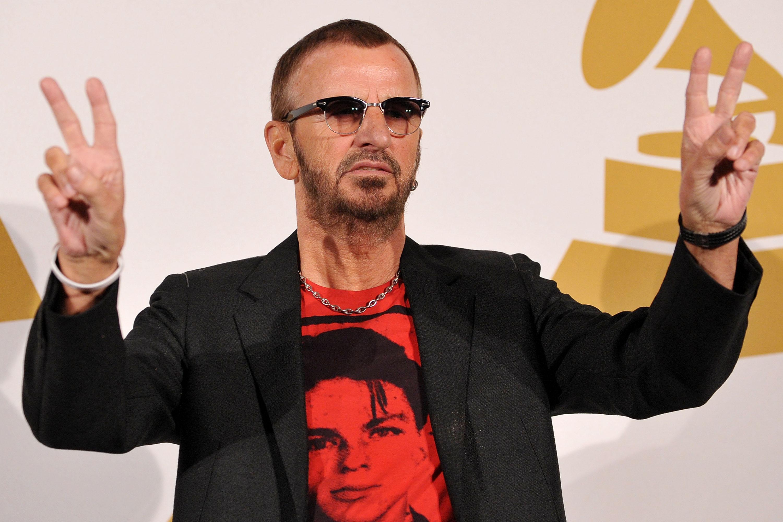 Ringo Starr releases video for new song written by Diane Warren