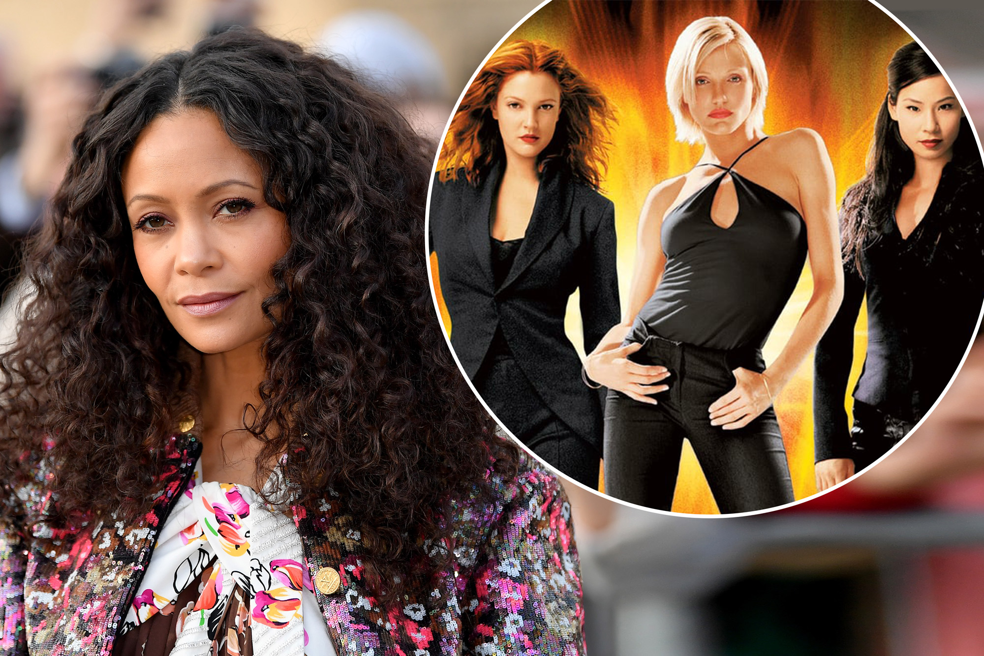 Thandie Newton On Why She Turned Down Charlie S Angels