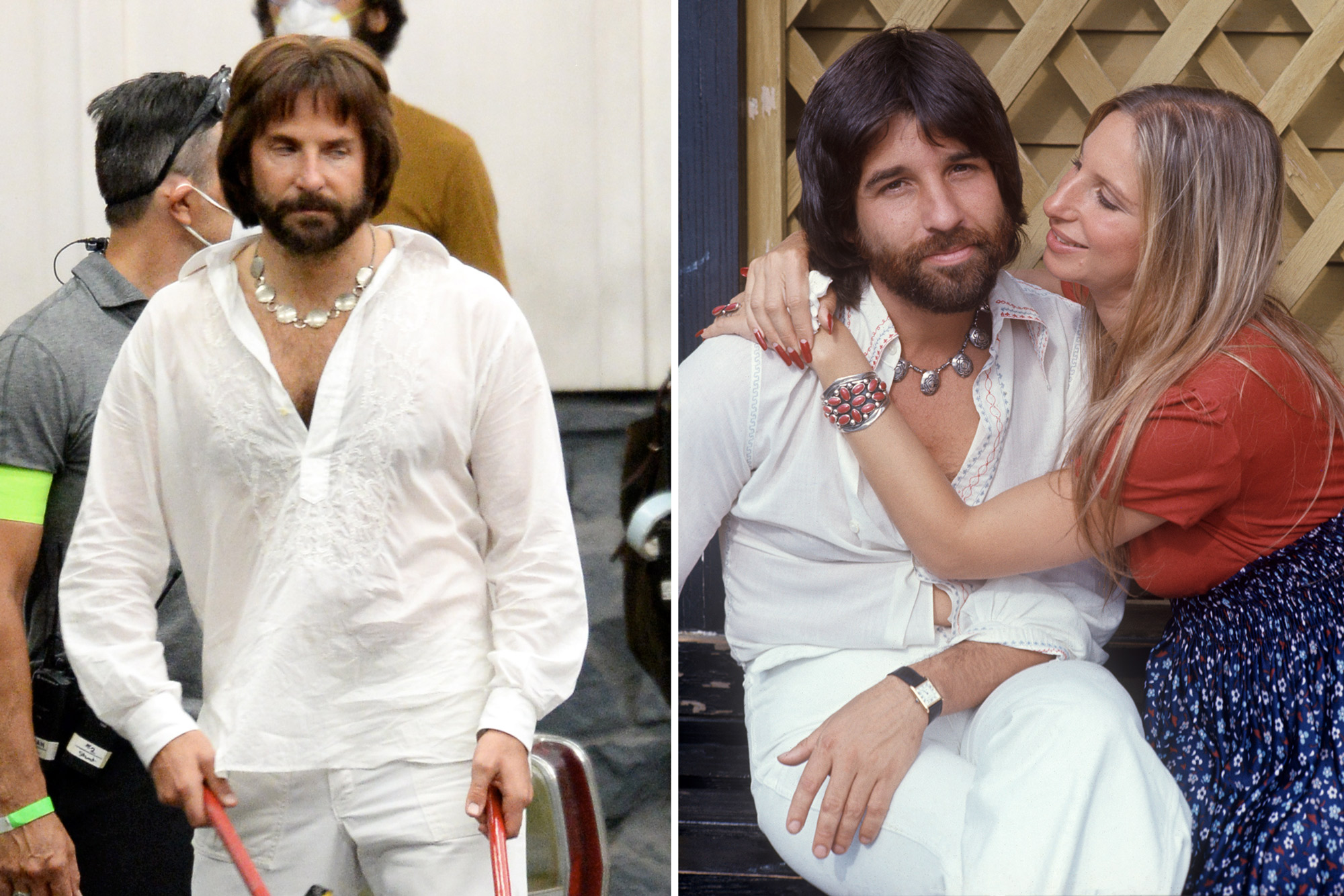 Is Bradley Cooper's character in P.T. Anderson's newest based on Jon Peters?