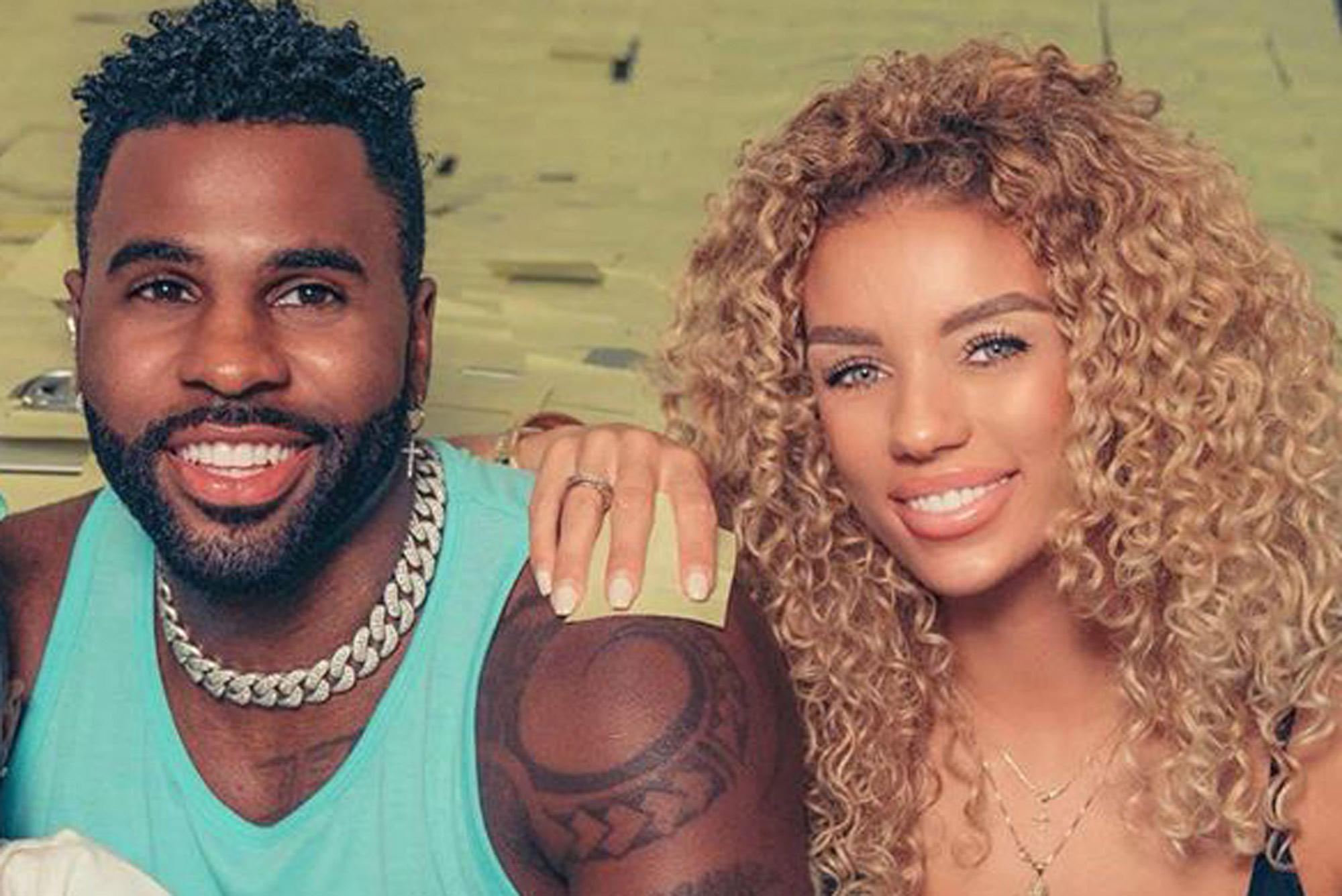 Jason Derulo opens up about girlfriend Jena Frumes, 'baby fever'