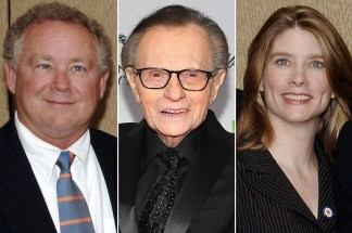 Two of Larry King's Children Have Die