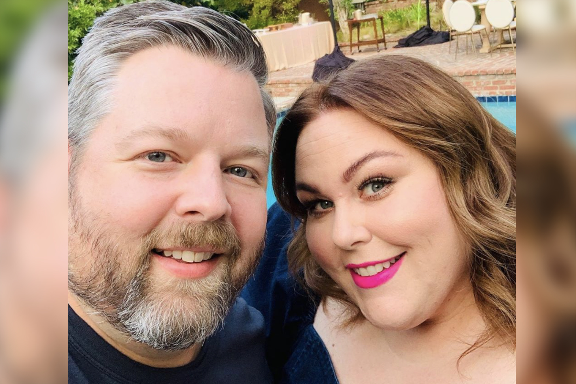 Chrissy Metz and new boyfriend Bradley Collins are Instagram official