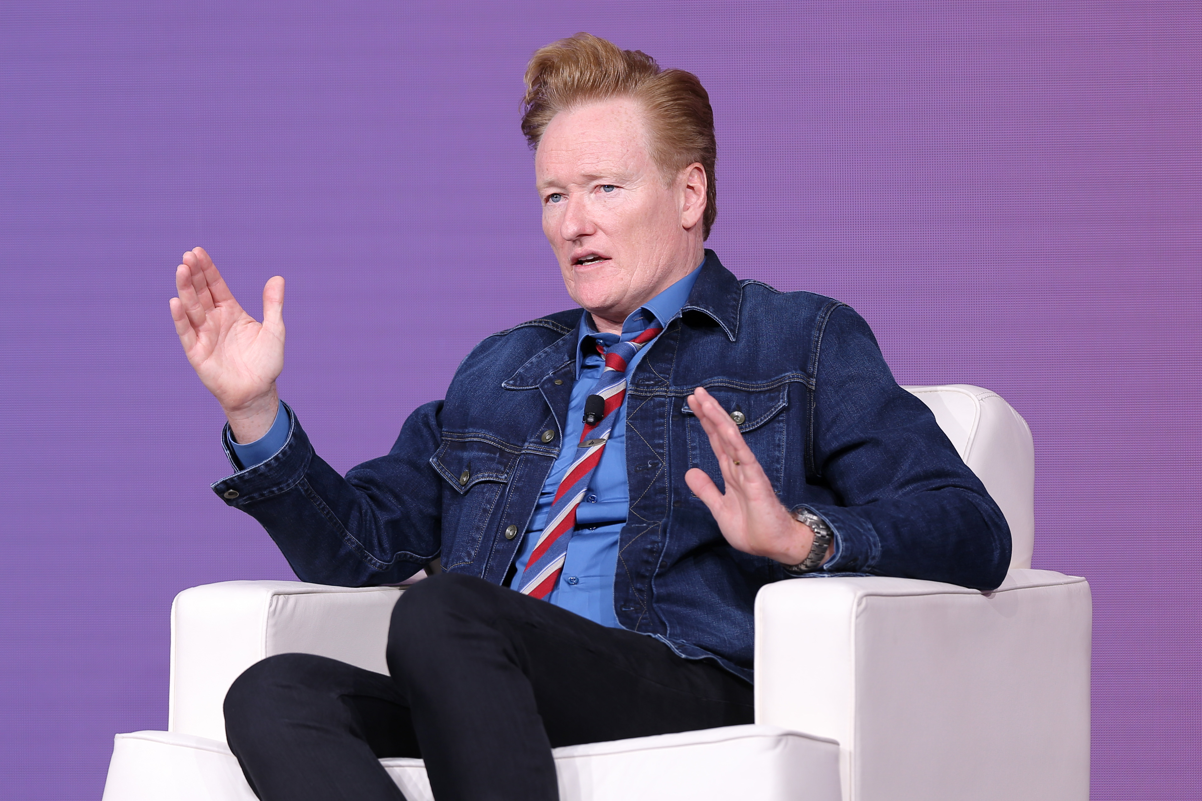 Laptops, other equipment stolen from Conan O'Brien's talk show set