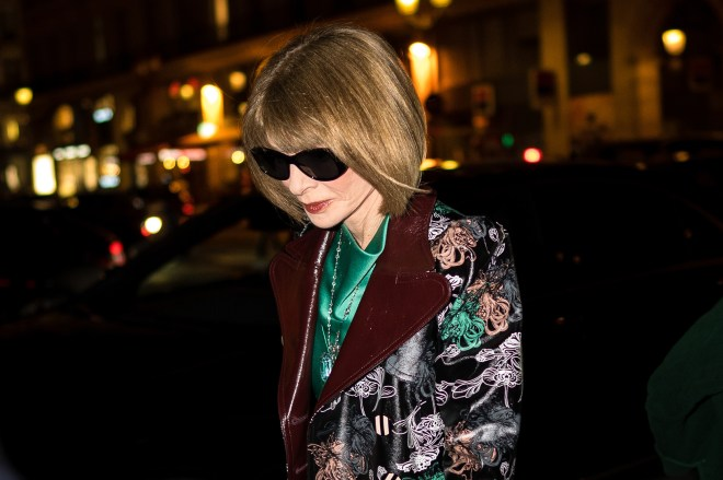 Vogue head Anna Wintour cops to intolerant past in expose