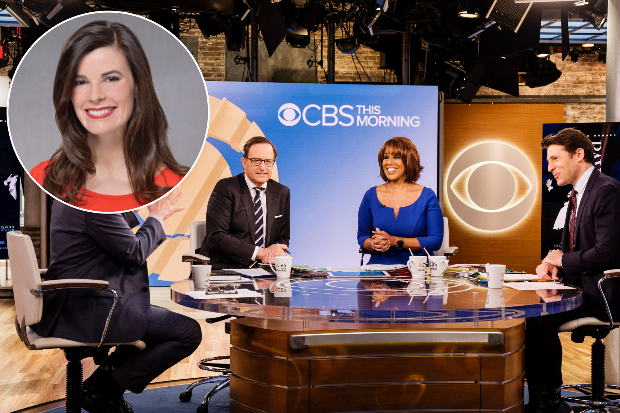 Cbs This Morning Executive Producer Diana Miller Steps Down