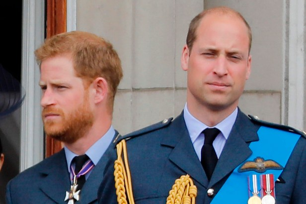 Prince William 'sad and shocked' by Harry's behavior toward the Queen: report