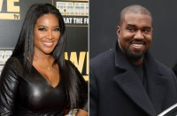 Kenya Moore says things got 'explicit' during date with Kanye