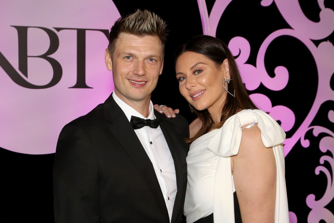 Nick Carter's wife, Lauren, pregnant after miscarriages 1