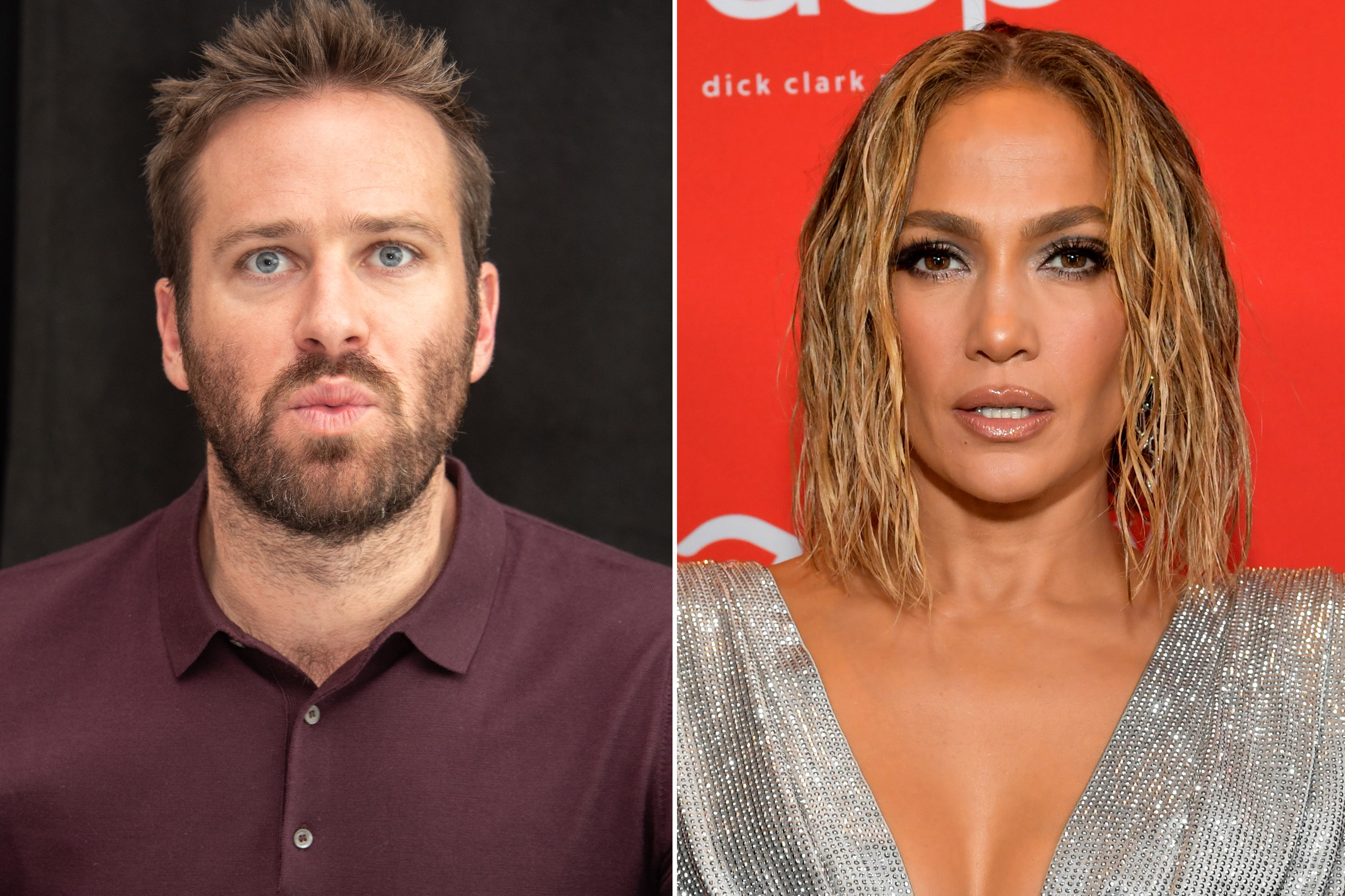 Armie Hammer Will Step Away From Jennifer Lopez Movie Amid Dms Scandal