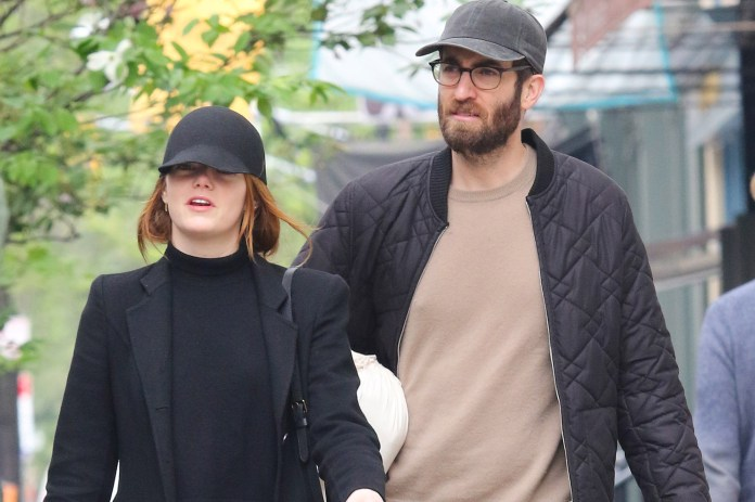 Emma Stone is pregnant, expecting first child with Dave McCary