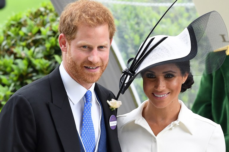 Prince Harry and Meghan Markle could quit social media for good
