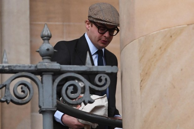 Simon Bowes-Lyon convicted after sexual assault charge