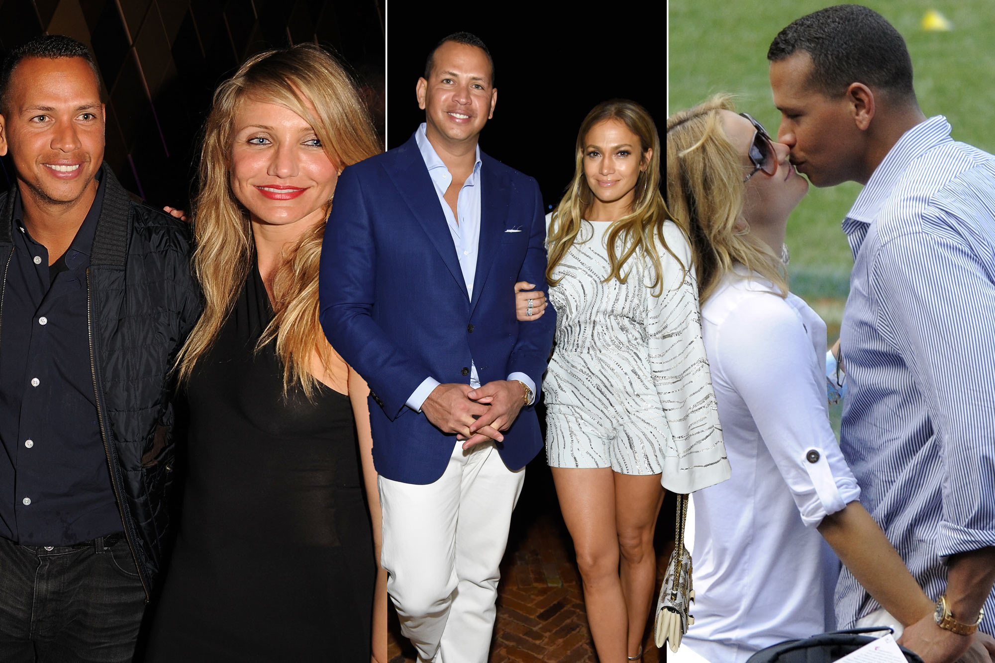 Alex Rodriguez S Dating History Jennifer Lopez And All His Exes