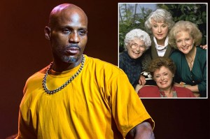 DMX was a fan of the Golden Girls, says Gabrielle Union