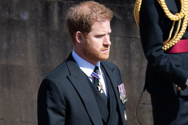Prince Harry made his way back to the United States following attending the funeral of Prince Phillip on April 17, 2021.