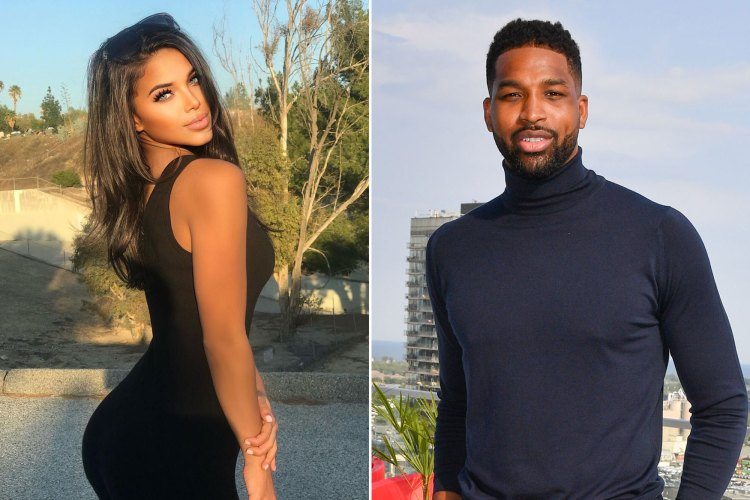 Sydney Chase says Tristan Thompson recently messaged her