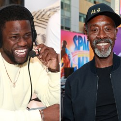 'DAMN!' Kevin Hart's reaction to Don Cheadle's age goes viral