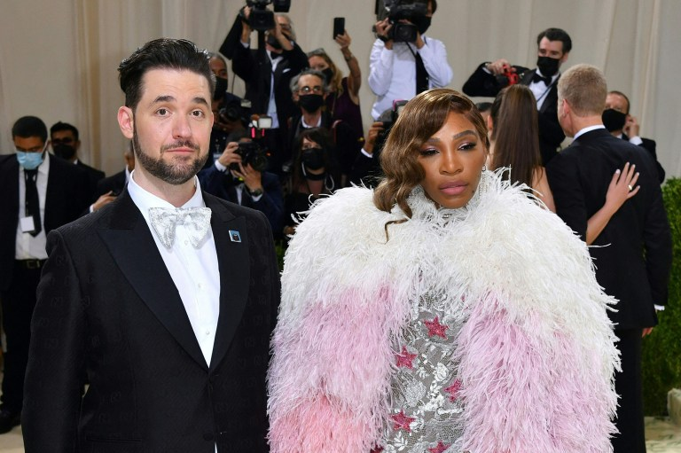 Alexis Ohanian gushes over Serena Williams in birthday post