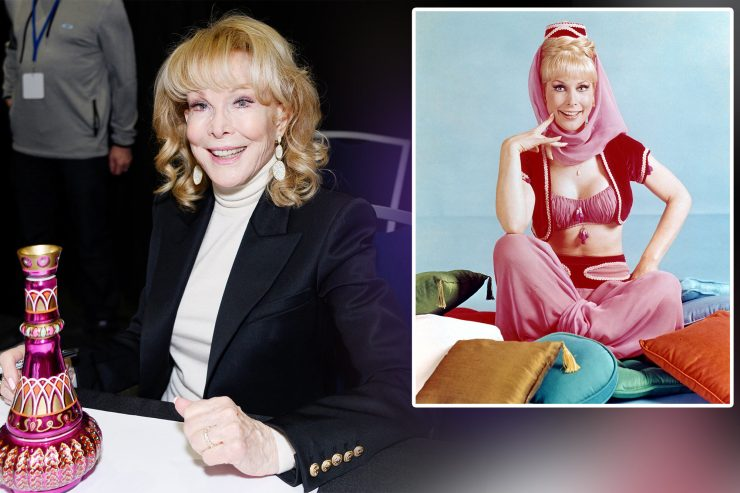 'I Dream of Jeannie' star Barbara Eden feels 'young' at age 90