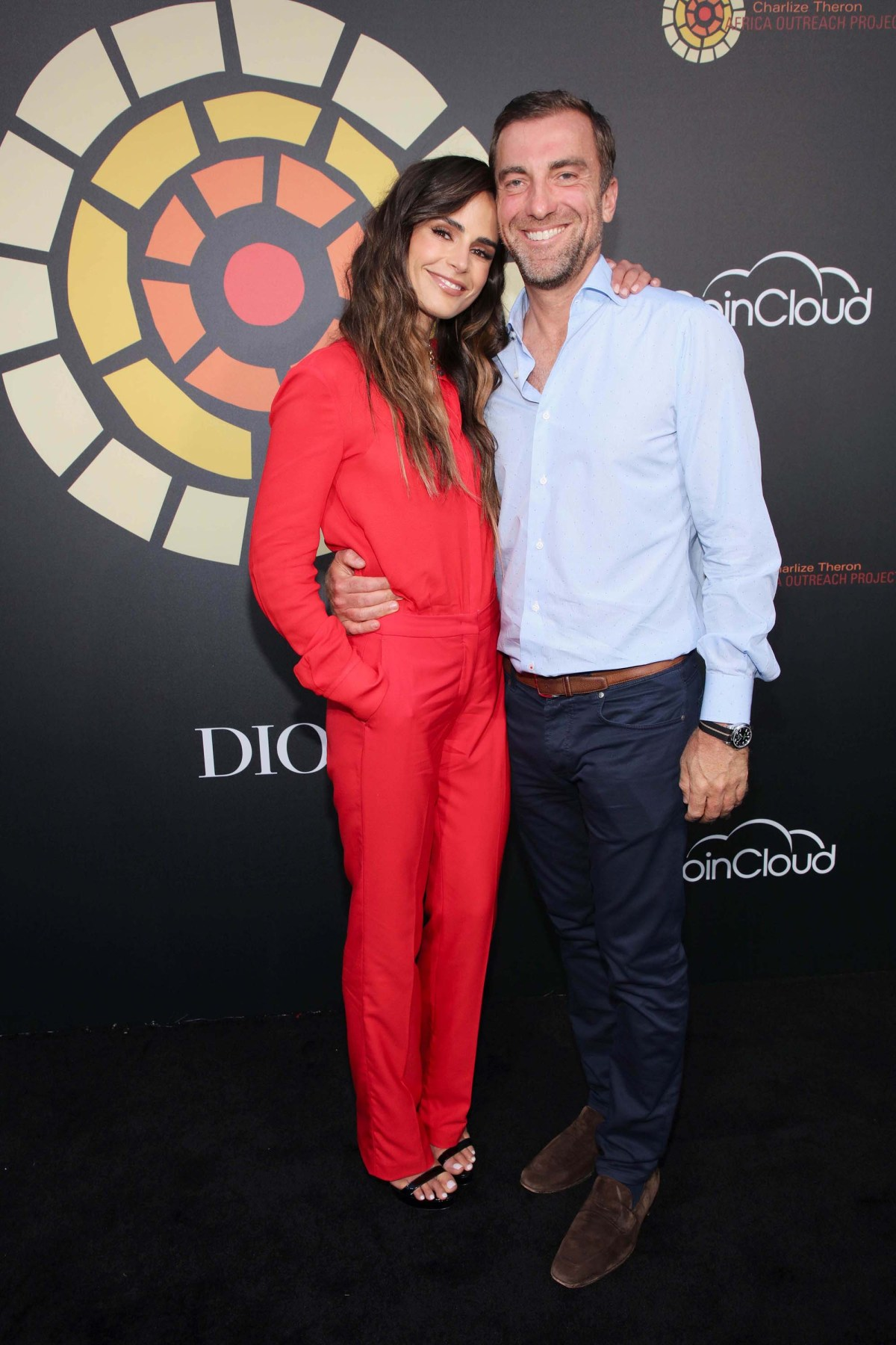 Actress Jordana Brewster Is Engaged To Tech CEO Mason Morfit