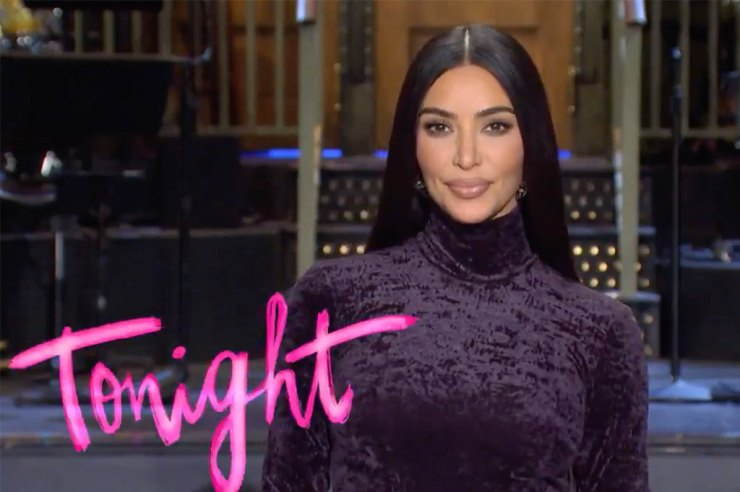 Kim Kardashian has strong celeb support at 'SNL' dress rehearsal