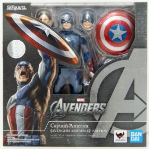 Marvel Captain America Avengers Assemble Edition