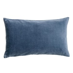 Velvet cushion cover £6.99
